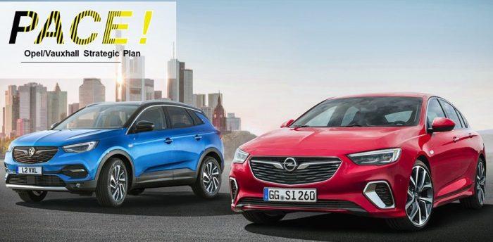 PACE, Novità Opel elettriche e ibride: il progetto si chiama PACE!