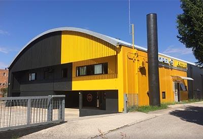 , Autronica: Ihre Werkstatt in Udine