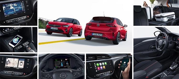 Opel Corsa elettrica, La nuova Opel Corsa elettrica è in arrivo